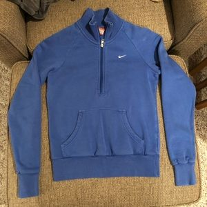 Nike Quarter-Zip Swearshirt
